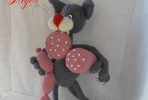 Crochet fun things