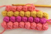 Crochet tips and trix