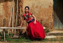 Gente de México / Las personas que hacen hermoso y VALIOSO nuestro pais / by Luis Benjamin Flores
