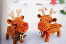 Crochet x-mas