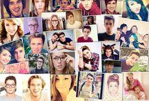 Youtubers I love❤