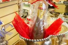 New Year's / Say Happy New Year with chocolate! Champagne glasses, martini glasses, shot glasses, small or large champagne bottles and other chocolate treats.