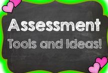 ASSESSMENT STRATEGIES AND TOOLS / This board was created so that teachers and all others can find assessments and assessment stratgegies used by other teachers. Please pin 1 paid assessment product and 1 assessment strategy from pinterest, blog etc daily. No exceptions.  All others will be deleted. Unattractive pictures will be deleted. Welcome! / by Mrs.Kadeen Teaches