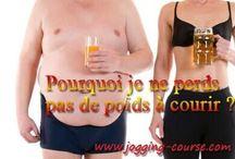 courir pour une perte de poids