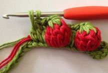 Crochet lace and edging