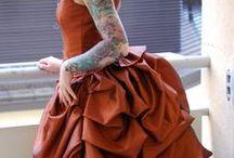 Steam punk sewing