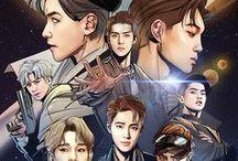 EXO ♡ 사랑하자!