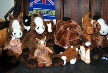 Horse soft toys / Horse soft toys