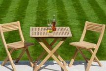 Timber garden furniture / The best timber garden furniture, including softwood and hardwood.