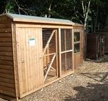 Animal houses / Various Animal Houses from Kennels to Chicken Coops