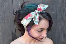VB Fabric Headbands