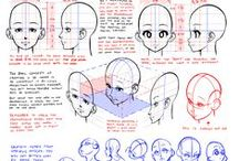 Tutorials - Anatomy / Tips for drawing anatomy