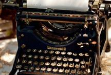 Typewriter in the Library / All that's Writerly & Bookish