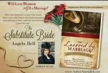 The Substitute Bride / Inspiration for my novella The Substitute Bride, included in The Lassoed by Marriage Romance Collection from Barbour Publishing. Available now, in book stores and online!