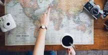 Consejos de viaje / Consejos y tips para ayudarte a preparar tu próximo viaje por el mundo.