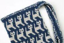 Crochet tapestrycrochet