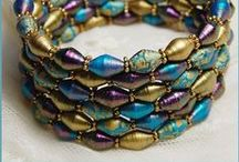 Pearls  paper beads
