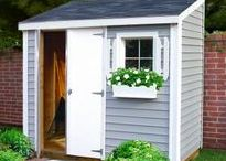 Garden sheds / The best garden sheds and shed inspiration.
