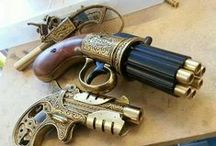 Weapons - Steampunk