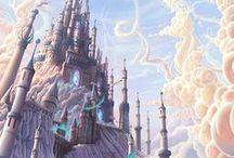 ☽ Fantasy World ☾