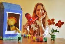 Juguetes DIY / Haz un juguete con lo que tengas a mano!