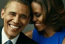 The Obamas / by Jackie
