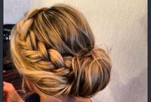 Prom Styles / Planning your look for prom? Check out these promo hairstyles...
