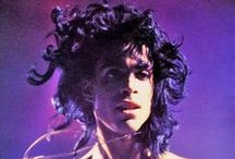 Prince / What an inspiration! For many years Salish Winds incense and fragrance oils were relabeled and sold by Prince on tour and his website. Thank you Prince!
