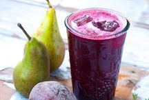 Liquefied / Recepies for smoothies, juices, detox smoothies and other drinks