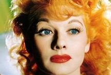 Queen of Comedy...Lucille Ball / ***The Ultimate Funny Lady*** / by Christine Valosek