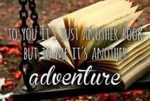 Words About Books / Inspiring quotes about the love of reading for both children and grown ups!