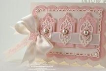 "A Perfectly ""Pink"" Card / by Rebecca McDaniel"