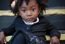 for the KIDS / Natural hair kids are just the cutest little things. Get some tips, tricks and education for young curly girls and boys!