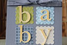 Super Shower Cards for Baby