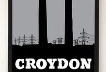Croydon culture / Trying to get a grip of the current and past culture of Croydon without ever having been there.  / by Daniel Eriksson