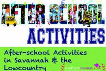 Savannah After-School Activities / Art, music, ballet, gymnastics, tumbling, sports to keep your little ones stimulated & active even after school.