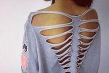 DIY- Transforming clothes