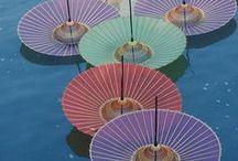 ombrelle et parapluie/umbrella