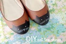DIY Fashion / A collection of DIY Fashion ideas!