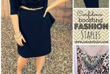 Fashion Tips & Tricks / A collection of helpful fashion tips and tricks!