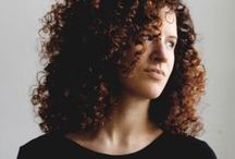 """curl BEAUTY / Sometimes you just need to know that someone before you made it. Our """"Beauty of the Week"""" inspirations are natural, curly-haired women like you."""