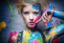 Photo ideas - Paint pleasure
