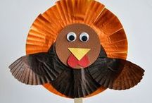 Thanksgiving Craft Ideas For Kids / Craft ideas for kiddos