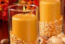 Thanksgiving Decor / Ideas to decorate your home for TG