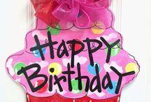 HAPPY BIRTHDAY / happy birthday to youuuuuuuuu !!!