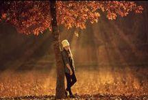 Photo Ideas - Outdoor Autumn / Fall