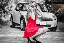 Photo ideas - girls and cars