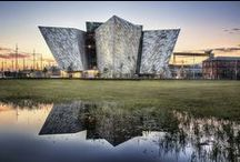 Titanic Belfast / Images of the iconic Titanic Belfast building! Send us your photographs to be featured!