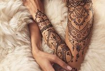 Henna, Tattoo Ideas
