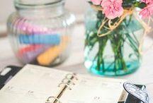 Organization. / Organization tips, cleaning tips, homemaker, homemaking, organization for beginners